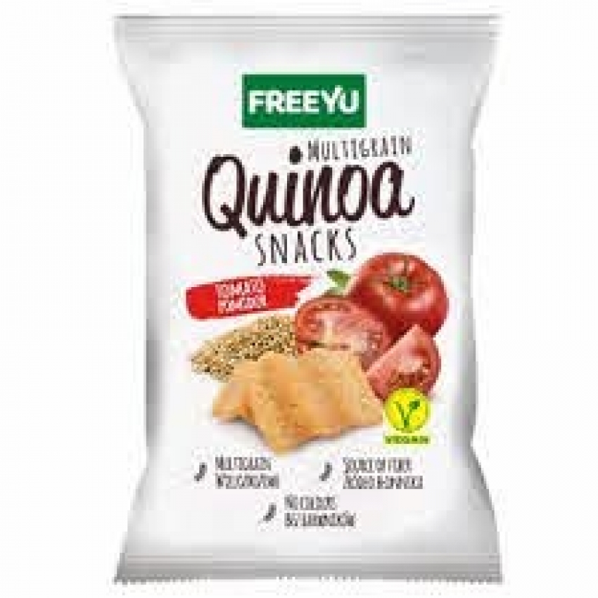 quinoa snacks pomidor